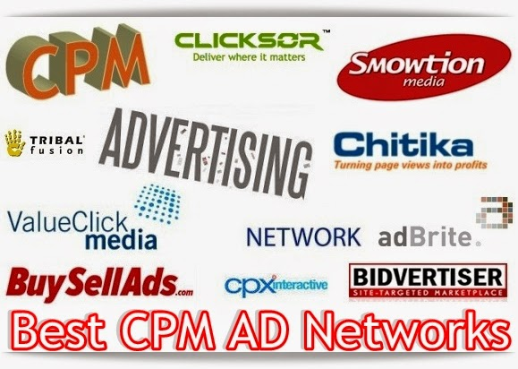 Best-CPM-Ad-network