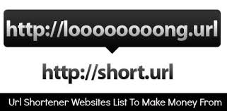 Money Making URL Shortener Websites