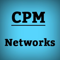 Top 10 Best CPM Networks