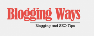 blogging ways logo