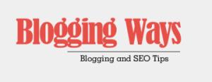 blogging ways logo