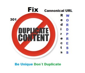 Fix for WordPress Duplicate Content Issue for Better SEO