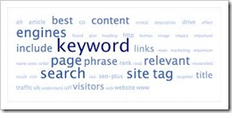 keywords placement and optimization for better SEO