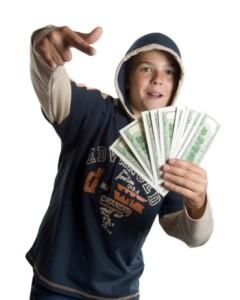 teenagers make money blogging