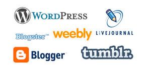 top 5 blog platforms