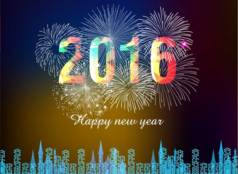 Happy new year wishes quotes messages wallpapers 2016 blogging ways new year 2016 wallpapers 2 3 m4hsunfo