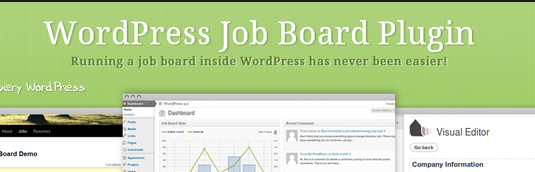 wpjobboard review  wordpress job board plugin