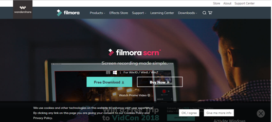 filmora username and password 2018